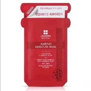 Other - Korea made Amino moisture Mask- 3pcs for $10