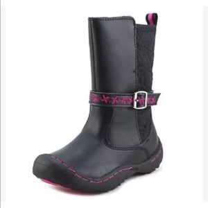 Jambu Other - Jambu Lillia Quilted Buckle Boots Leather 13 M