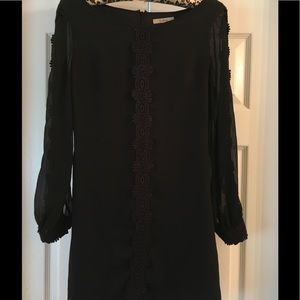darling Dresses & Skirts - Classy black with cotton lace