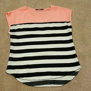 Absolute Angel Tops - Striped Shirt!