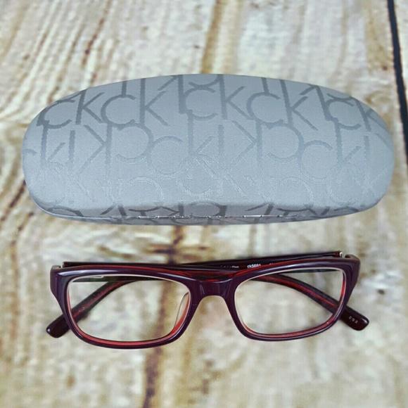 ac1ef0c435 Calvin Klein Accessories - CALVIN KLEIN Eyeglass Frames ck5691
