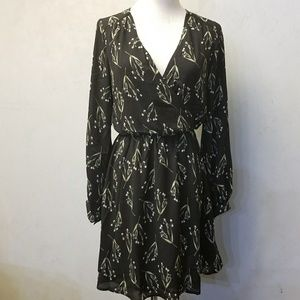 Lush Dresses & Skirts - NWT LUSH green floral dress