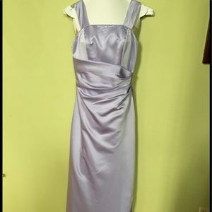 baylia designs Dresses & Skirts - Full length gown in lavender. Excellent condition