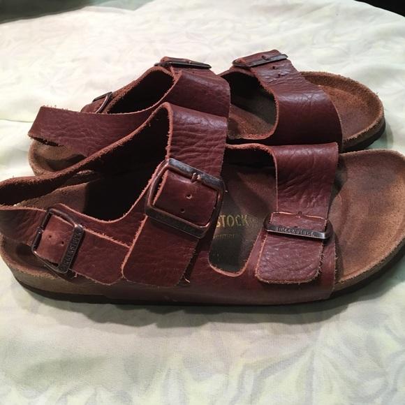 63b894f7819b Birkenstock Granada Eva Sandals Women Leather Sandals