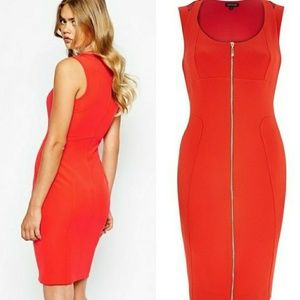 River Island Dresses & Skirts - Zip Front Pencil Dress