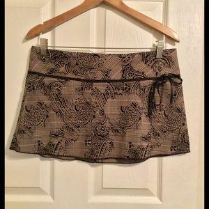 Mandee Dresses & Skirts - 💵CLOSET CLEAROUT! 💵 EUC Mandee A-Line Mini-Skirt