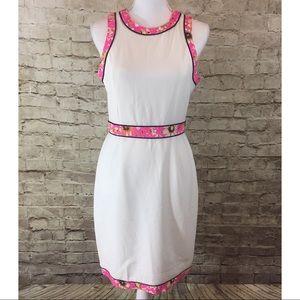 Pim + Larkin White Dress