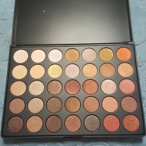 Morphe  Other - Morphe 35OS-35 Color Shimmer Nature Glow Palette