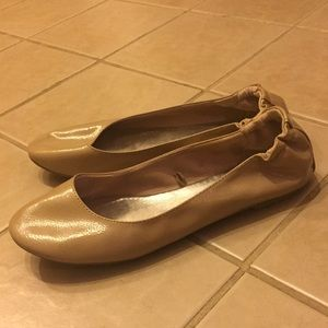 Shoes - Beige ballet flats