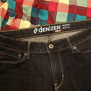 Levi's Denim - Denizen dark Jeans