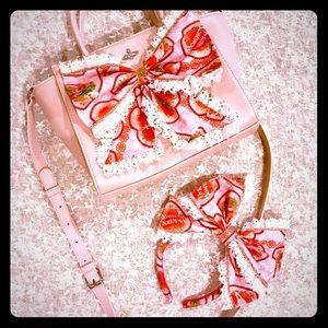 Vivienne Lolita Bag and Headband Bow