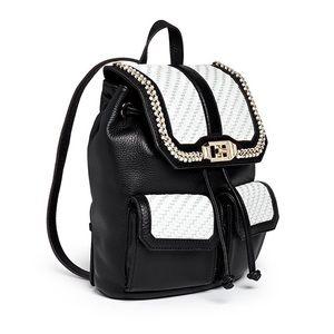 Rebecca Minkoff Handbags - 🎒Rebecca Minkoff 'Love' Woven Flap Backpack🎒