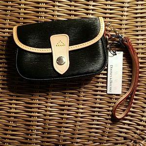 Dooney & Bourke Handbags - Dooney & Bourke Flap Wristlet