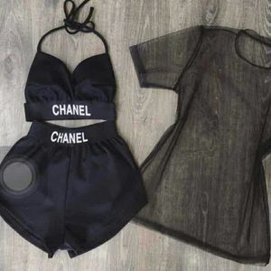 CHANEL Other - 3Pc CHANEL summer set