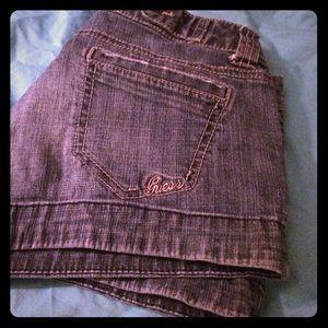 Guess Pants - Guess Jean Shorts