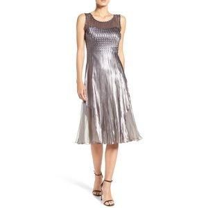 Komarov Dresses & Skirts - 🌈COMING SOON🔥 Komarov Charmeuse & Chiffon Dress