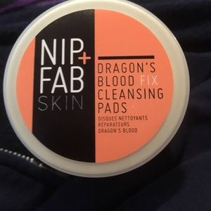 Sephora Other - Nip& fab Plump and restore cleansing pads