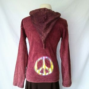 NWT SHOP Therapy Hoodie
