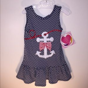 Youngland Other - NEW 3T Adorable Nautical ⚓️ Dress
