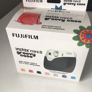fujifilm Accessories - Fujufilm instax mini8 groovy case