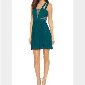 BCBGMaxAzria Dresses & Skirts - 💥SATURDAY DRESS SALE💥Bcbgmaxaria dark real dress
