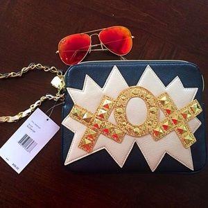 Betsey Johnson Handbags - ❌⭕️❌Large Wristlet BETSEY JOHNSON