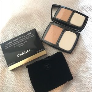 CHANEL Other - Authentic Chanel double perfection lumiere
