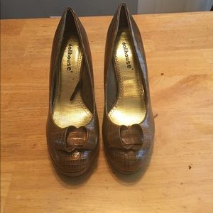 Dollhouse Shoes - Adorable dollhouse heels