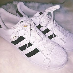 Adidas Shoes - Adidas Superstar sneakers. Sz 9