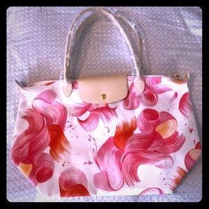 Longchamp Handbags - NWT Longchamp special edition large Le Pliage