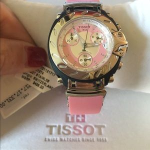 Tissot Accessories - Tissot Chronographic G15 women's