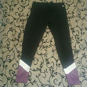 PINK Victoria's Secret Pants - Pink Victoria's Secret Yoga Pants