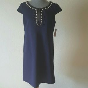 Jessica Simpson Dresses & Skirts - Jessica Simpson Cap Sleeve Key Hole Dress