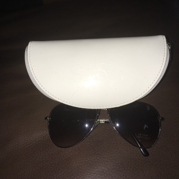 Jessica Simpson Soft Sunglasses Case