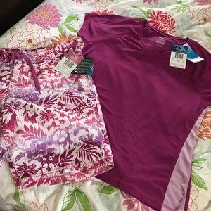 Kanu Surf Other - KANU SURF 🏄 rushgard shirt and shorts set!