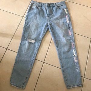 Cotton On Denim - Cotton on •the boyfriend• jeans