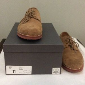 J. Crew Other - JCrew Kenton Suede Bucks