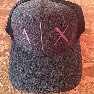 A/X Armani Exchange Other - A/X Dark Grey SnapBack New Design