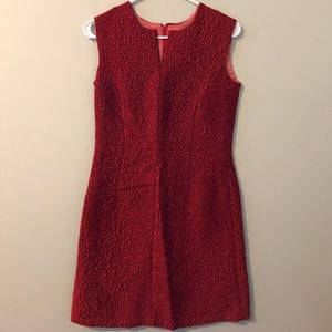 Vintage Red Dress - No Tags