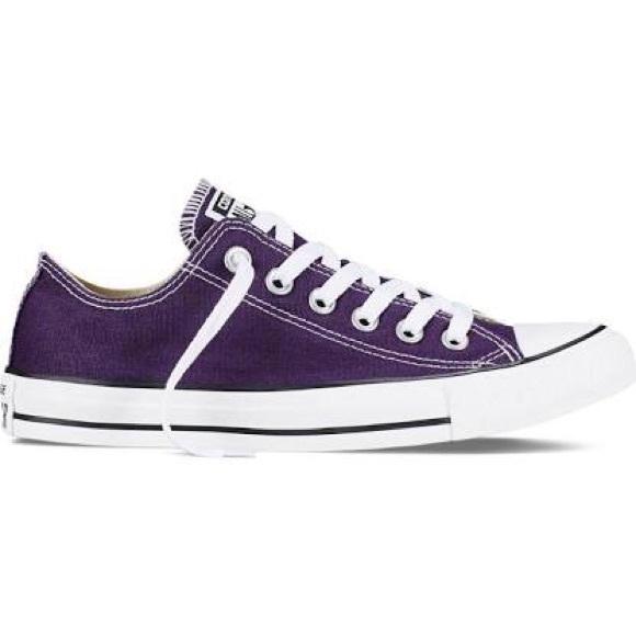 ced1c2052bc CONVERSE WOMENS SHOES PURPLE Chuck Taylor shoes
