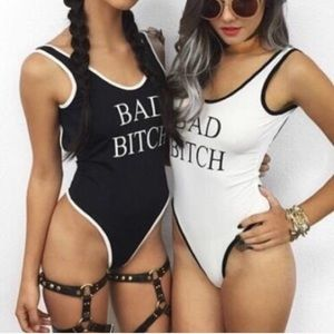 Other - Bad Bitch Swimsuit