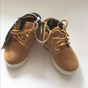 Timberland Other - NWT Timberland Baby Boy Shoes - Size 5