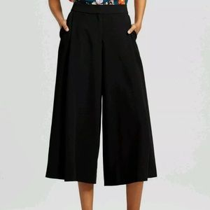 Victoria Beckham Pants - Victoria Beckham for target pleated culotte pants