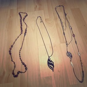 Jewelry - ❌SOLD❌3 for $10 Necklaces