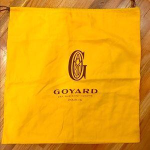 Goyard Handbags - Jumbo Goyard Dust Bag