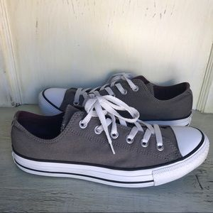 Converse Other - Converse Gray Chuck Taylor All-Star M sz 8 W sz 10