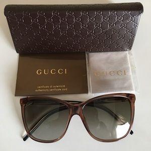 Gucci Accessories - Brand New Authentic Gucci Sunglasses GG 3640