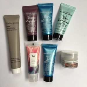 Sephora Other - 6pc NWT bumble bumble, R+Co, Living Proof hair set