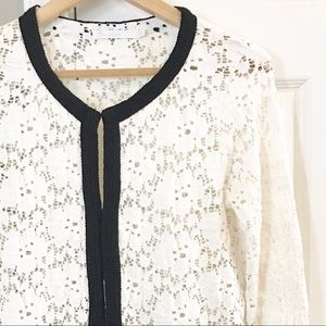 Sweaters - NWOT Lace Cardigan