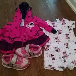 Other - Minnie mouse bundle